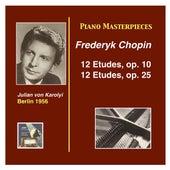 Piano Masterpieces: Julian von Karolyi plays Chopin Etudes von Julian von Karolyi