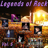 Legends of Rock, Vol. 5 de Various Artists