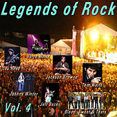 Legends of Rock, Vol. 4 de Various Artists