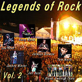 Legends of Rock, Vol. 2 de Various Artists