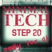 Minimal Tech, Step 20 (Only for DJ) de Various Artists