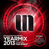 Monster Tunes Yearmix 2013 (Mixed by Mark Eteson) - EP von Various Artists