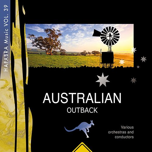 Australian outback by Various Artists