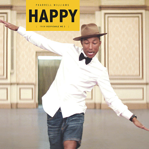 Happy (Gru's Theme from Despicable Me 2) by Pharrell Williams