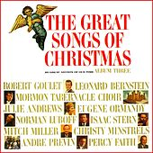 The Great Songs of Christmas, Vol. 3 (By Great Artists of Our Time) de Various Artists