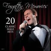 Forgotten Memories - 20 Classic Male Hits von Various Artists
