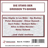 Die Stars der grossen TV-Shows by Various Artists