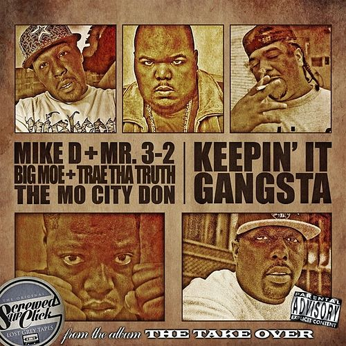 Keepin' It Gangsta by Screwed Up Click