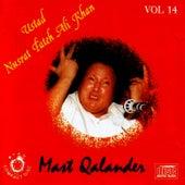 Mast Qalander Vol. 14 by Nusrat Fateh Ali Khan
