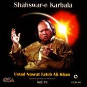 Shahswar-e Karbala Vol. 79 by Nusrat Fateh Ali Khan