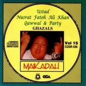 Maikadah Vol. 15 by Nusrat Fateh Ali Khan