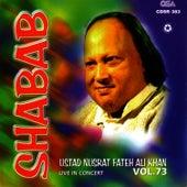 Shabab Vol. 73 by Nusrat Fateh Ali Khan