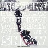 Color In The Snow van Atmosphere