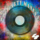 Big Party Manele, Vol. 4 de Various Artists