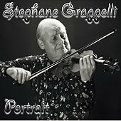 Portrait de Stephane Grappelli