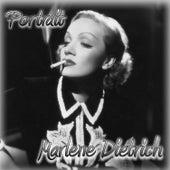 Portrait by Marlene Dietrich