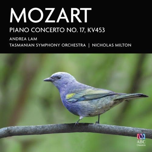 Mozart: Piano Concerto No. 17, K. 453 by Andrea Lam