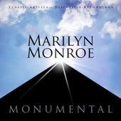 Monumental - Classic Artists - Marilyn Monroe von Marilyn Monroe