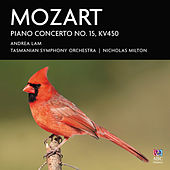 Mozart: Piano Concerto No. 15, K. 450 by Andrea Lam