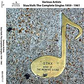 Stax/volt: The Complete Singles 1959 - 1961 by Various Artists