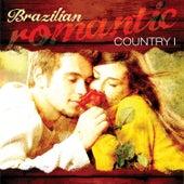 Brazilian Romantic Country, Vol 1 de Various Artists