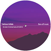 The Best of Minimal Tracks 2012/2013 by Various Artists