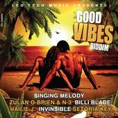 Good Vibes Riddim (Leo Tech Music Presents) by Various Artists