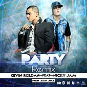 Party de Kevin Roldan