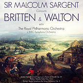 Sir Malcolm Sargent Conducts: Britten & Walton de BBC Symphony Orchestra