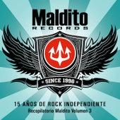 15 Años de Rock Independiente by Various Artists