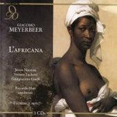 Meyerbeer ~ L'Africana by Jessye Norman, Veriano Luchetti, Giangiacomo Guelfi