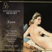 Mozart ~ Zaide by Fritz Wunderlich, Maria Stader, Petre Munteanu