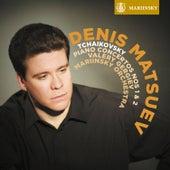 Tchaikovsky: Piano Concertos Nos.1 & 2 by Denis Matsuev