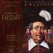 Giuseppe Verdi: Falstaff by Anna Maria Canali