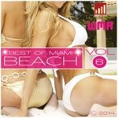 Best Of Miami Beach Vol 6 van Various Artists