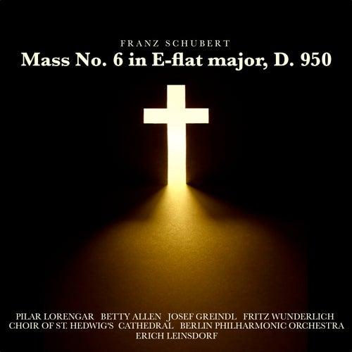 Schubert: Mass No. 6 in E flat major, D. 950 by Fritz Wunderlich