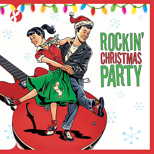 Rockin' Christmas Party by The Mistletones