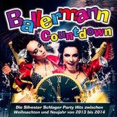 Ballermann Countdown - Die Silvester Schlager Party Hits zwischen Weihnachten und Neujahr von 2013 bis 2014 by Various Artists