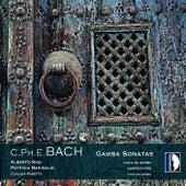 Carl Philipp Emanuel Bach: Viola da Gamba sonatas von Various Artists