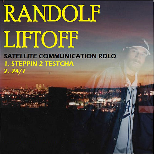 Steppin' 2 Testcha by Randolf Liftoff