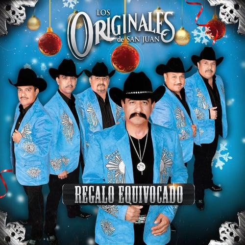 Regalo Equivocado by Los Originales De San Juan