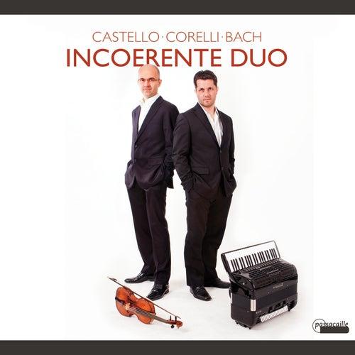 So far, so close: music for baroque violin and accordeon by Giorgio Dellarole