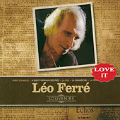 Souvenirs de Leo Ferre
