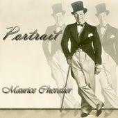 Portrait de Maurice Chevalier