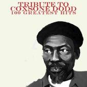 100 Greatest Hits Tribute to Coxsone Dodd von Various Artists