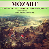 Mozart: Symphonies No. 40 in G Minor - No. 41 in C Major