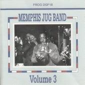 Memphis Jug Band, Vol. 3 by Memphis Jug Band