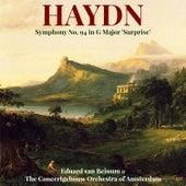 Haydn: Symphony No. 94 in G Major 'Surprise' von Concertgebouw Orchestra of Amsterdam