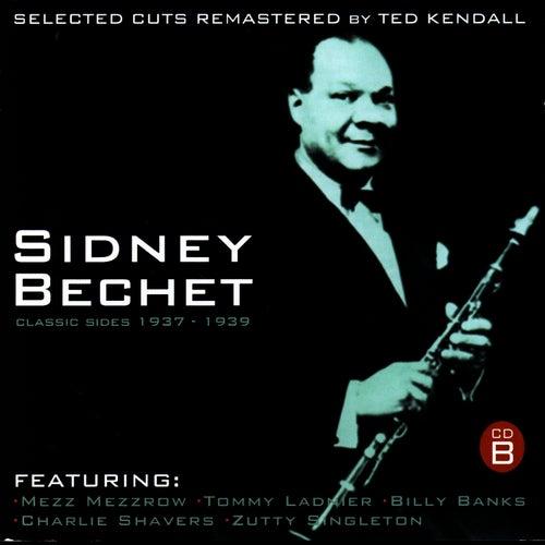 Classic Sides 1937-1939 (CD B) de Sidney Bechet
