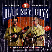 Classic Country Remastered: Charlotte, NC 1936, 1937 (CD A) by Blue Sky Boys